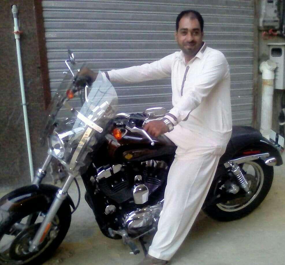 Rizwan Saeed