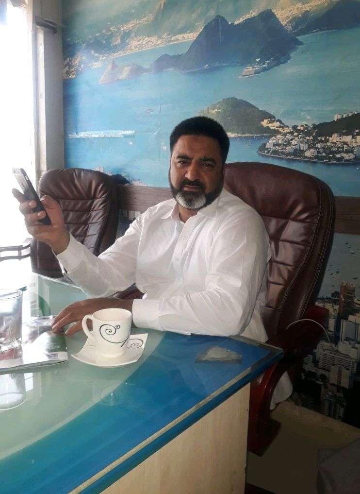 M Sheraz Khan