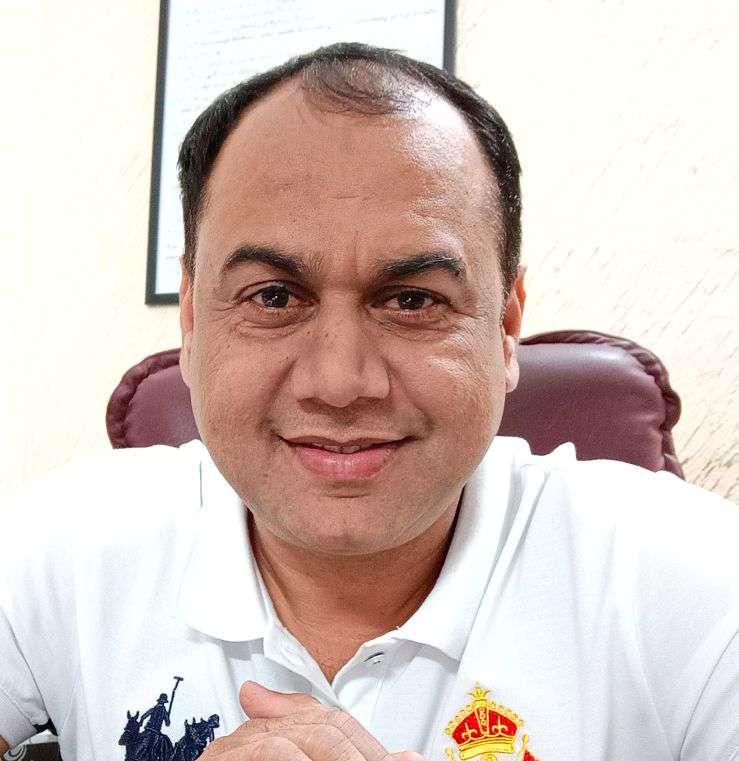Malik Waris Awan